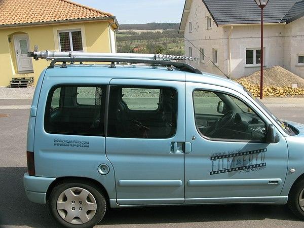 AHK Mobil Version bis 22 m Höhe möglich
